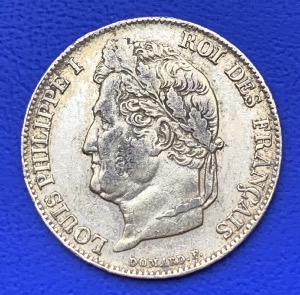20 Francs or Louis Philippe Ier 1841A